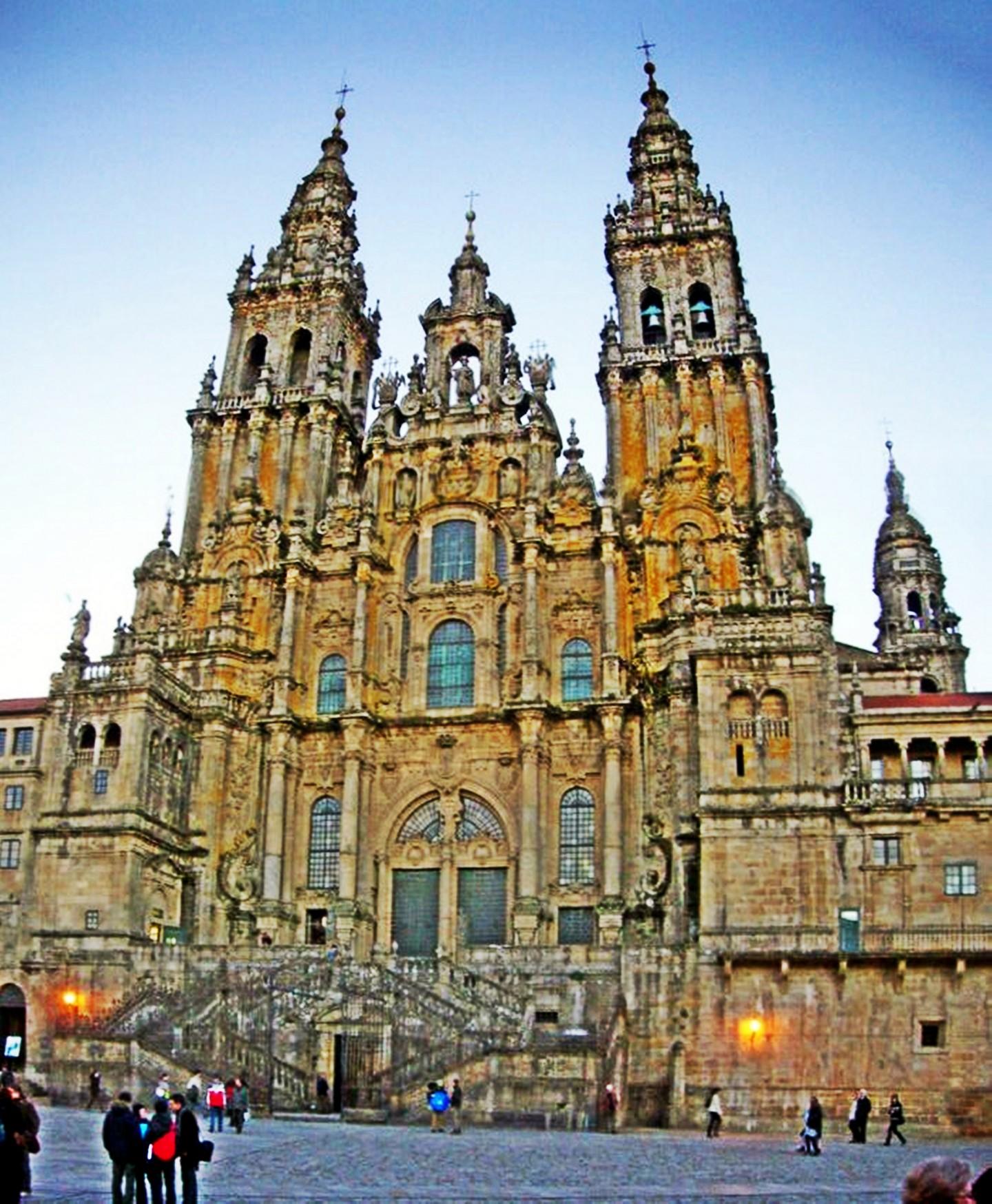 Arturo Carrión - Catedral de Santiago de Compostela