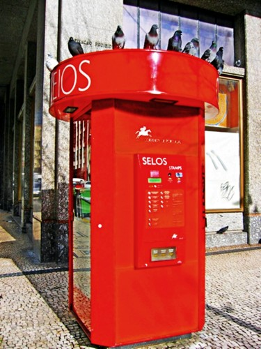 Guardianes Postales