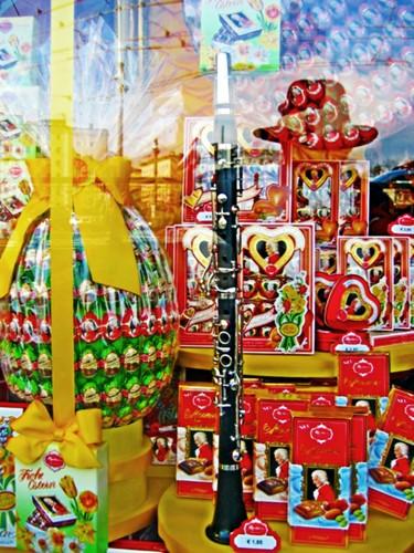 La vitrina de Salzburgo