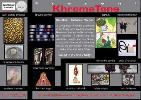 KhromaTone -  The World Monument Gallery - New York