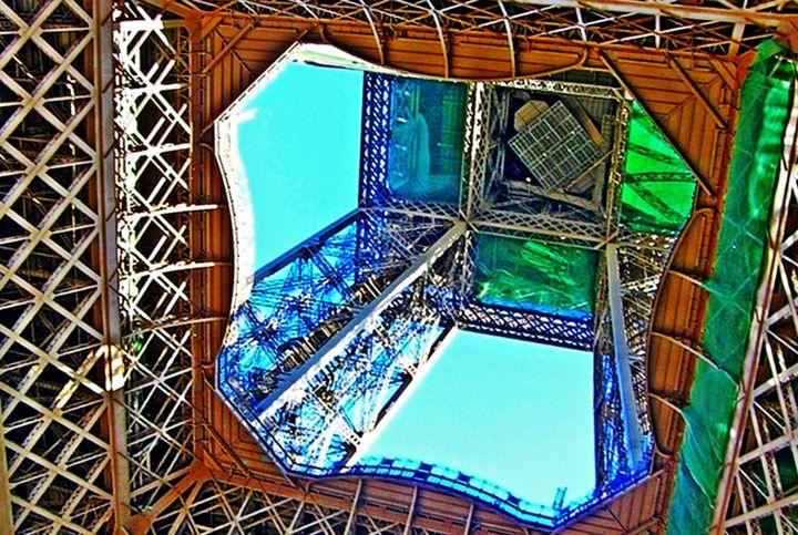 Arturo Carrión - Eiffel -Paris