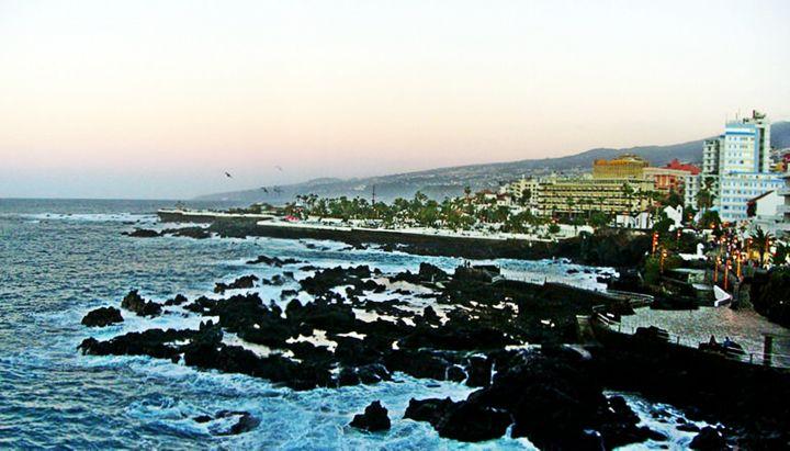 Arturo Carrión - Puerto de la Cruz - Tenerife