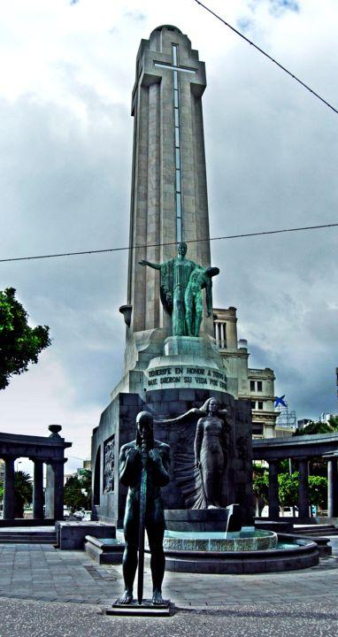 Arturo Carrión - Plaza España - Tenerife